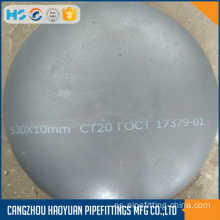 Weld On Pipe Cap Gost 17379