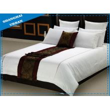 Couverture de lit d'hôtel, coureur de lit