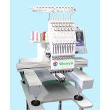 Commercial Embroidery Machine for T-Shirt/Cap/Logo Embroidery