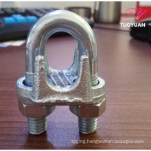Galv Malleable Type a Wire Rope Clip Wire Clip