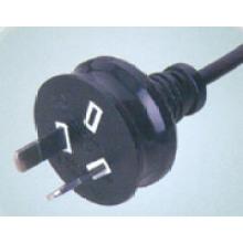 AEA australiano estándar 2 Pin enchufe plomo