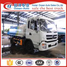 Dongfeng 12000L água caminhão para venda