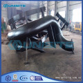 Jet steel dredger pipes