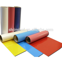 All Color 1m Glossy PU Heat Transfer T-shirt Vinyl