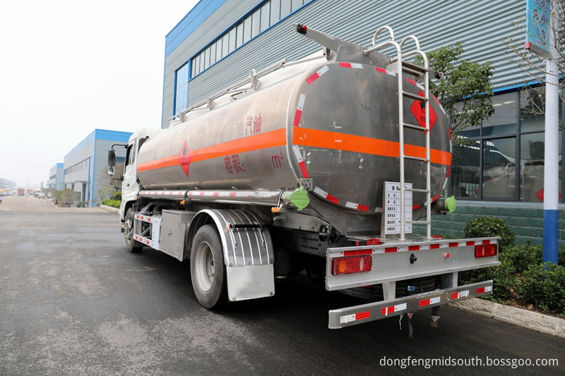 Fuel Tanker Truck 31
