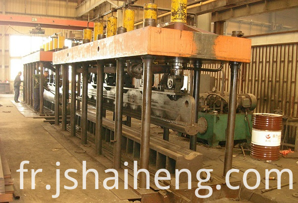 6meter moulding machine
