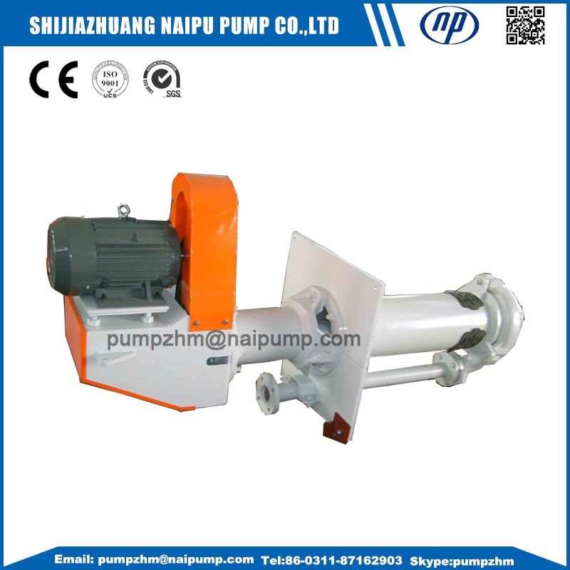 08 metal vertical sump pump