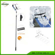 Telescoping Handle Wheeld Roof Snow Rake