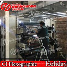 Three Layers Film Printing Machine/Laminator Film Printing Machine