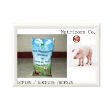 China Proveedor Fosfato dicálcico DCP / Mcp / MDCP Animal Feed Addtive