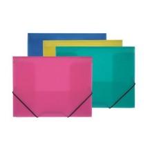 A4 PP limpar arquivo organizador de bolsa