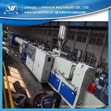 Venda quente linha de produção de tubos de PVC com boa qualidade