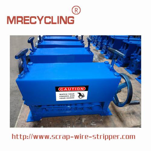 cable recycling equipment