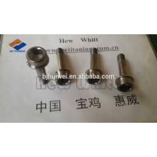 M14*1.5*52mm titanium wheel bolt 17mm alan drive head