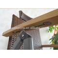 Silla plegable de aluminio de la butaca que acampa plegable de la silla de aluminio