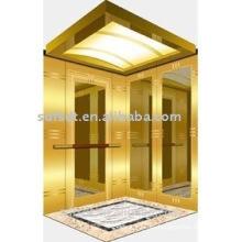 Shandong Fuji elevador de pasajeros ascensor de casa de la tecnología de Japón
