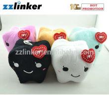 zzlinker Colorful Dental Souvenirs Doll pour dents