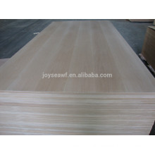 high quality natural veneered face mdf board