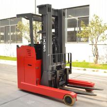2 tons Electric Reach Truck (3-meter Stand-on)