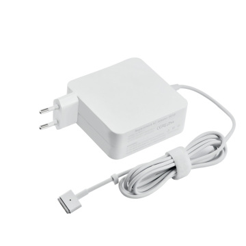EU Plug Adaptor Macbook 45W με T-tip
