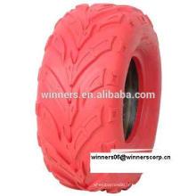 pneu coloré de chariot de golf / pneu de VTT 16x8.00-7