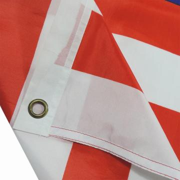 Wettbewerbsfähiger Preis 100% Polyester Flag Line Malaysia