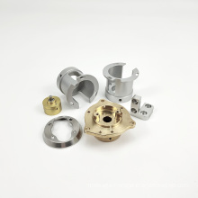 Mass Production Cnc Machining Aluminum Parts Precision Metal Parts Micro Machining