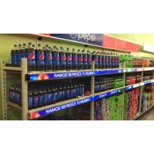 P1.2 smart shelf led display screen sign