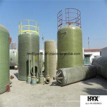 Tanque de fibra de vidro para fabricação de cerveja
