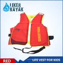 2016 Neue Kindersicherheit Thick PVC Life Jacket Wassersport Weste Kids Life Vest