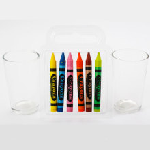 6 colors Crayons set for Children