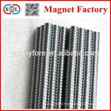 N35 rare earth magnets 10mm x 3mm round
