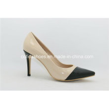 New Trendy High Heels Lady Dress Shoes