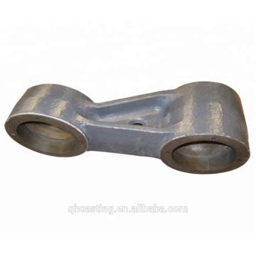 Прецизионное литье из легированной стали для деталей поездов