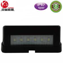 Ltl25b Waterproof Licence Plate Light LED Tail Light for Truck Trailer