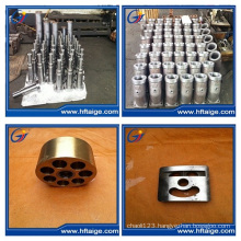 Heat Treated Shaft Piston Motor Parts