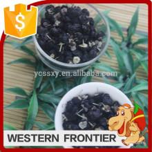 Type de goût doux et nouilles Nouvelle récolte séchée Black Goji Berry