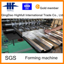 Galvanized Corrugated Sheet Cold Roll Forming Machine