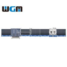 Ligne de production en ligne de remplissage de gaz de double vitrage automatique