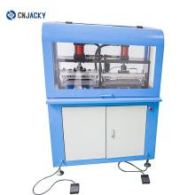 La punzonadora hidráulica de alta velocidad punzonadora para perforar una tarjeta PVC / ABS de tamaño A4