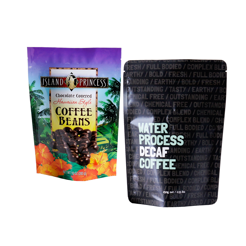 Stand Up Coffee Bags