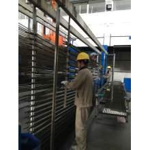 Perfil de alumínio para portas e Curtainwall