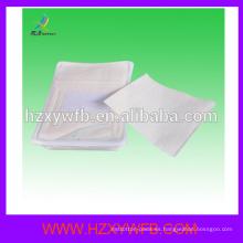 Toalla desechable Spunlace no perfumado / malla / frío / caliente de la línea aérea