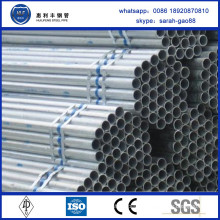 China Factory selling high quality pre-galvanized rectangular pipe and tube