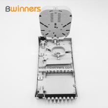 Коробка прекращения кабеля оптического волокна ABS 16 сердечников пластичная