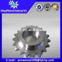 Roda de transmissão da corrente de aço inoxidável