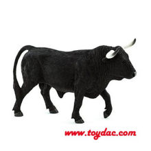 Plüsch Wild Black Cow Buffalo