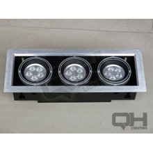 3 * 5 * 1w LED Bean Gallenblase AR80 Lampe
