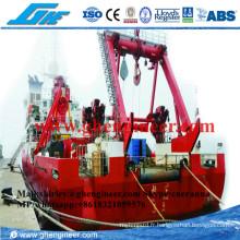 20t 30t Hydraulique a Frame Ship Crane Manutention Rov
