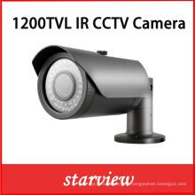 1200tvl IR Varifocal Lens Waterproof CCTV Bullet Caméra de sécurité